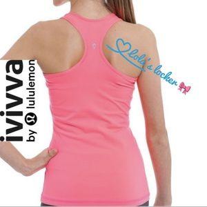Ivivva By Lululemon Keep Ur Cool Racer Tank Top